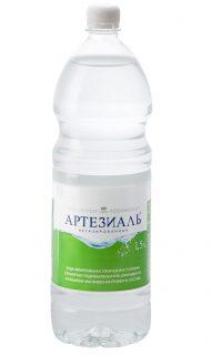 Питьевая вода 1,5 л